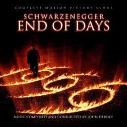 Обложка к диску с музыкой из фильма «Конец Света»