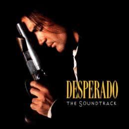 Обложка к диску с музыкой из фильма «Отчаянный»