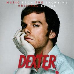 Обложка к диску с музыкой из сериала «Декстер (1 сезон)»