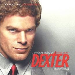 Обложка к диску с музыкой из сериала «Декстер (2-3 сезон)»