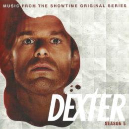 Обложка к диску с музыкой из сериала «Декстер (5 сезон)»