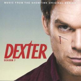 Обложка к диску с музыкой из сериала «Декстер (7 сезон)»