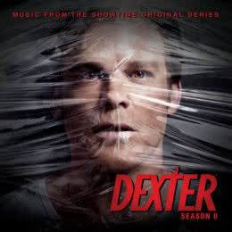 Обложка к диску с музыкой из сериала «Декстер (8 сезон)»