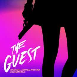 Обложка к диску с музыкой из фильма «Гость»