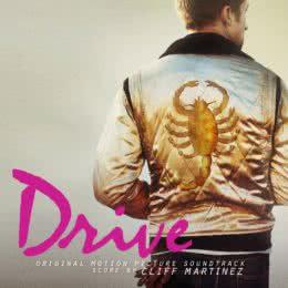 Обложка к диску с музыкой из фильма «Драйв»