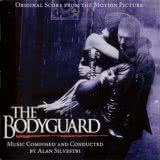 Маленькая обложка диска с музыкой из фильма «Телохранитель»