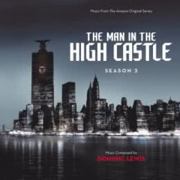 Обложка к диску с музыкой из сериала «Человек в высоком замке (2 сезон)»