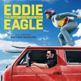 Обложка к диску с музыкой из фильма «Эдди «Орёл»»