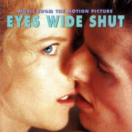 Обложка к диску с музыкой из фильма «С широко закрытыми глазами»