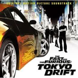 Обложка к диску с музыкой из фильма «Тройной Форсаж: Токийский Дрифт»