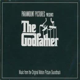 Обложка к диску с музыкой из фильма «Крестный отец»