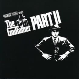 Обложка к диску с музыкой из фильма «Крестный отец 2»