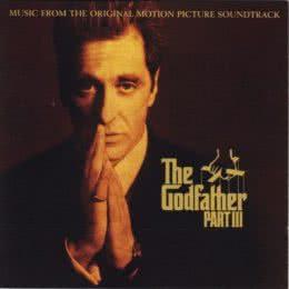 Обложка к диску с музыкой из фильма «Крестный отец 3»