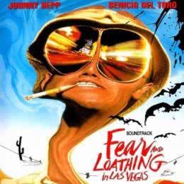 Обложка к диску с музыкой из фильма «Страх и ненависть в Лас-Вегасе»
