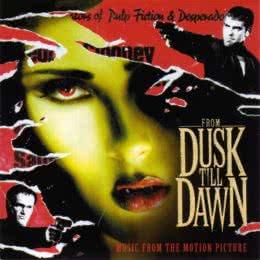 Обложка к диску с музыкой из фильма «От заката до рассвета»