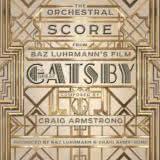 Маленькая обложка диска с музыкой из фильма «Великий Гэтсби»
