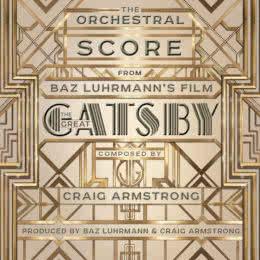 Обложка к диску с музыкой из фильма «Великий Гэтсби»