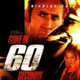 Маленькая обложка диска с музыкой из фильма «Угнать за 60 секунд»