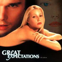 Обложка к диску с музыкой из фильма «Большие надежды»