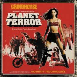 Обложка к диску с музыкой из фильма «Грайндхаус: Планета страха»