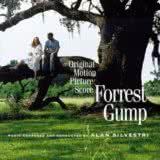 Маленькая обложка диска c музыкой из фильма «Форрест Гамп»