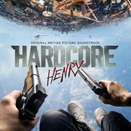 Обложка к диску с музыкой из фильма «Хардкор»