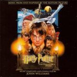 Маленькая обложка диска c музыкой из фильма «Гарри Поттер и философский камень»
