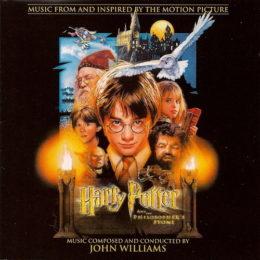 Обложка к диску с музыкой из фильма «Гарри Поттер и философский камень»