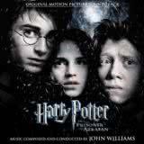 Маленькая обложка диска c музыкой из фильма «Гарри Поттер и узник Азкабана»