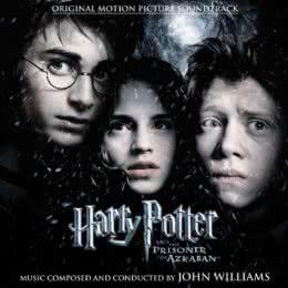 Обложка к диску с музыкой из фильма «Гарри Поттер и узник Азкабана»