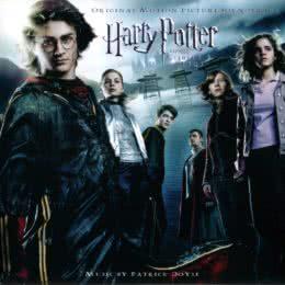 Обложка к диску с музыкой из фильма «Гарри Поттер и Кубок огня»