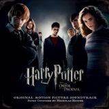 Маленькая обложка диска c музыкой из фильма «Гарри Поттер и Орден Феникса»