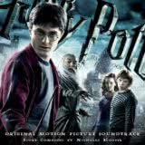 Маленькая обложка диска с музыкой из фильма «Гарри Поттер и Принц-полукровка»