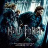 Маленькая обложка диска с музыкой из фильма «Гарри Поттер и Дары Смерти. Часть 1»