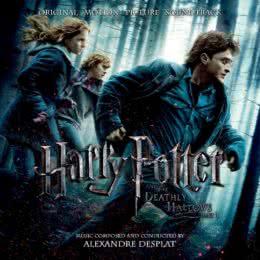 Обложка к диску с музыкой из фильма «Гарри Поттер и Дары Смерти. Часть 1»