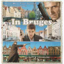 Обложка к диску с музыкой из фильма «Залечь на дно в Брюгге»