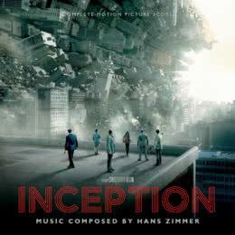 Обложка к диску с музыкой из фильма «Начало (Complete Edition)»