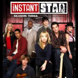 Обложка к диску с музыкой из сериала «Сверхновая звезда (3 cезон)»