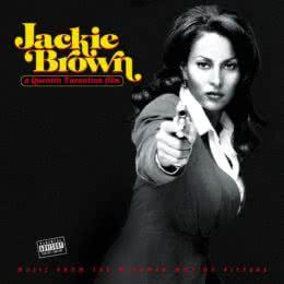 Обложка к диску с музыкой из фильма «Джеки Браун»