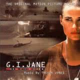 Маленькая обложка диска c музыкой из фильма «Солдат Джейн»