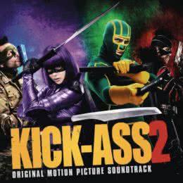 Обложка к диску с музыкой из фильма «Пипец 2»