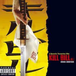 Обложка к диску с музыкой из фильма «Убить Билла 1»