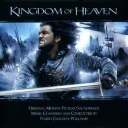 Обложка к диску с музыкой из фильма «Царство небесное»