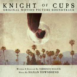 Обложка к диску с музыкой из фильма «Рыцарь кубков»