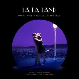 Обложка к диску с музыкой из фильма «Ла-Ла Ленд»