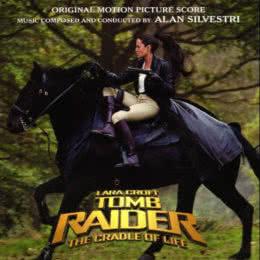 Обложка к диску с музыкой из фильма «Лара Крофт: Расхитительница гробниц 2 - Колыбель жизни»