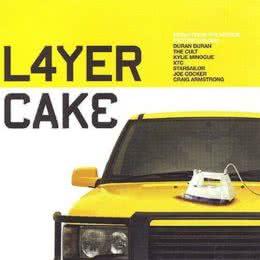 Обложка к диску с музыкой из фильма «Слоеный торт»