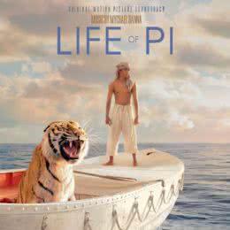 Обложка к диску с музыкой из фильма «Жизнь Пи»