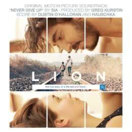 Обложка к диску с музыкой из фильма «Лев»