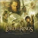 Маленькая обложка диска c музыкой из фильма «Властелин колец: Возвращение короля»